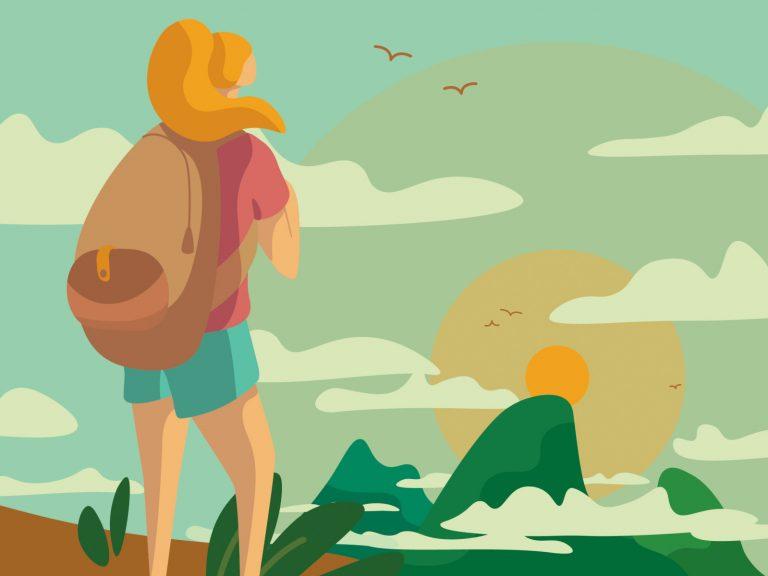 Tips Traveling Santai Tanpa Mikirin Kerjaan! 1