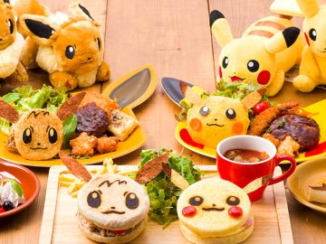 5 Kafe Bertemakan Anime yang Wajib Kamu Kunjungi Saat ke Jepang 14