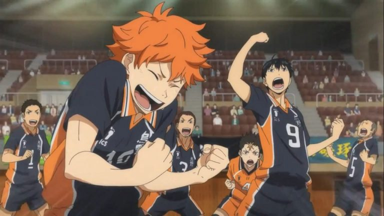 Anime Olahraga