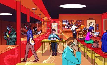Lagi Internetan Pakai Wifi Gratis Di Cafe? Perhatikan 4 Hal Ini Ya! 6