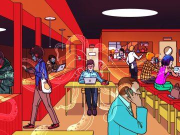 Lagi Internetan Pakai Wifi Gratis Di Cafe? Perhatikan 4 Hal Ini Ya! 15