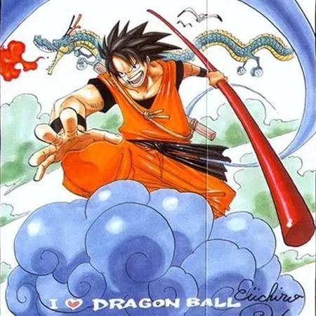 Begini Jadinya Jika Dragon Ball Digambar oleh Mangaka Lain 5