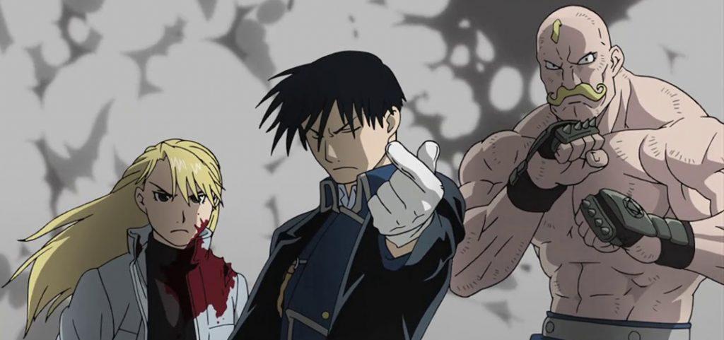 5 Rekomendasi Tontonan Anime dengan Tema Militer 3