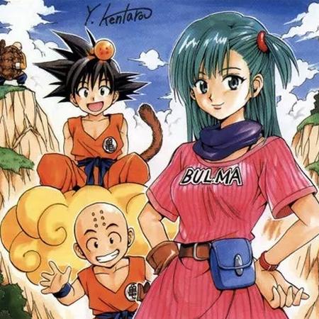 Begini Jadinya Jika Dragon Ball Digambar oleh Mangaka Lain 6