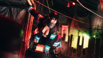 Kaho Shibuya, Mantan Aktris JAV yang Kini Jadi Cosplayer dan Entertainer 30