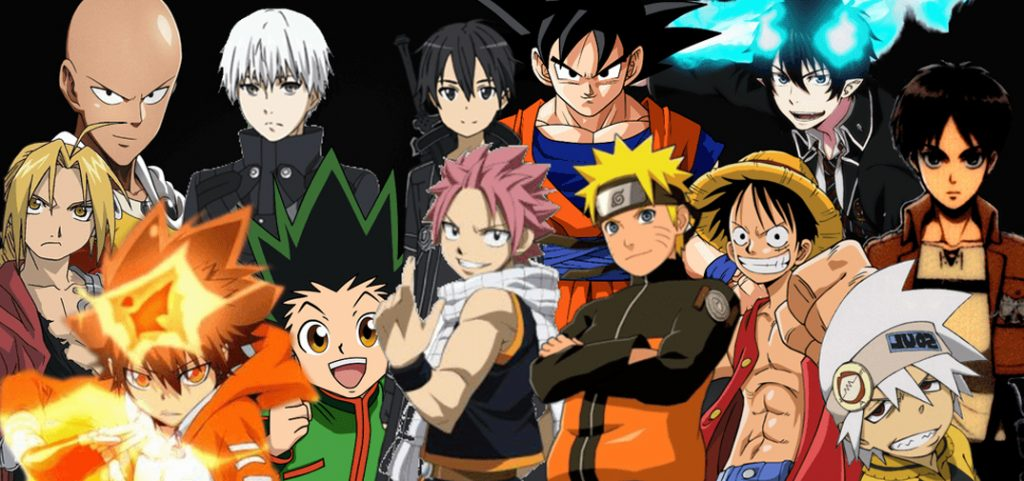 "Mengenal Istilah ""The Big 3"" Dalam Industri Anime 3"