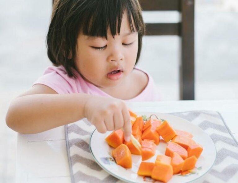 4 Manfaat Buah Pepaya Untuk Anak Balita 1