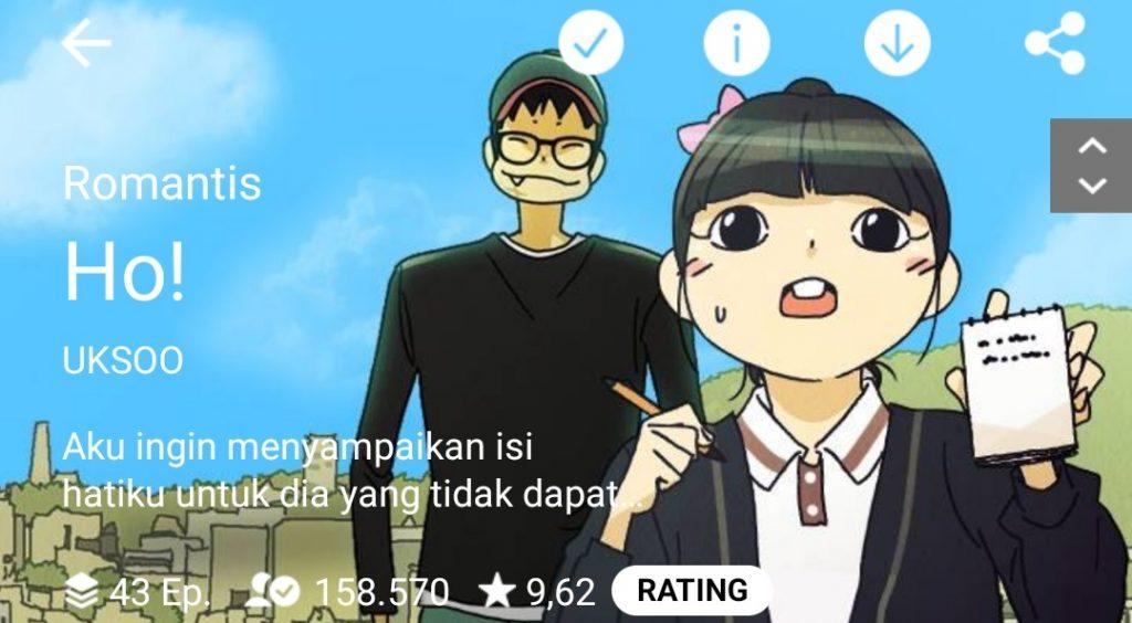13 Komik Webtoon Terbaik Dan Terfavorit Yang Sudah Tamat 9