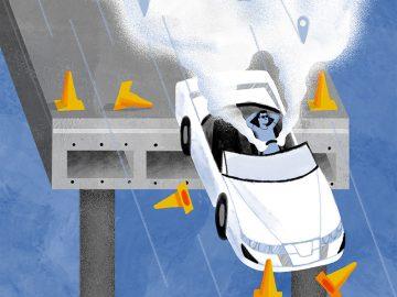 5 Tips Menghindari Kecelakaan Mobil 19
