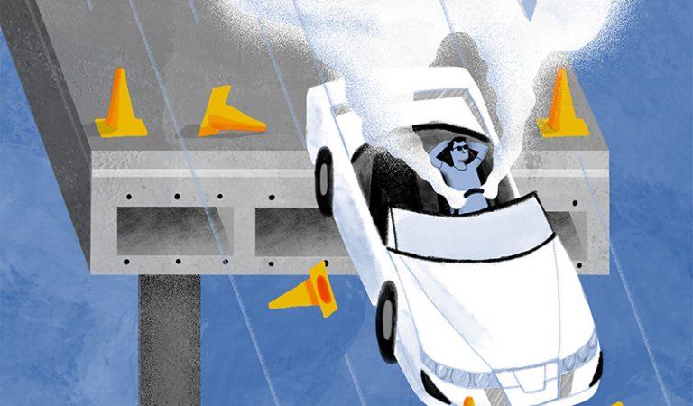 5 Tips Menghindari Kecelakaan Mobil