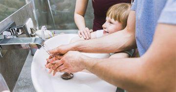Tips dan Cara Menjelaskan Pada Anak Mengapa Cuci Tangan Itu Sangat Penting 11