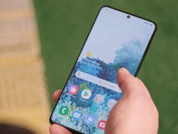 5 Smartphone Terbaru Samsung 2020 Yang Memiliki Tampilan Display Infinity-O 11