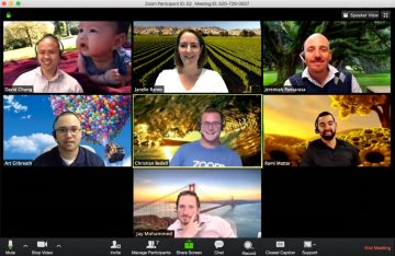 Cara Mengganti Background di Aplikasi Zoom Saat Melakukan Video Call 6