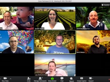 Cara Mengganti Background di Aplikasi Zoom Saat Melakukan Video Call 9