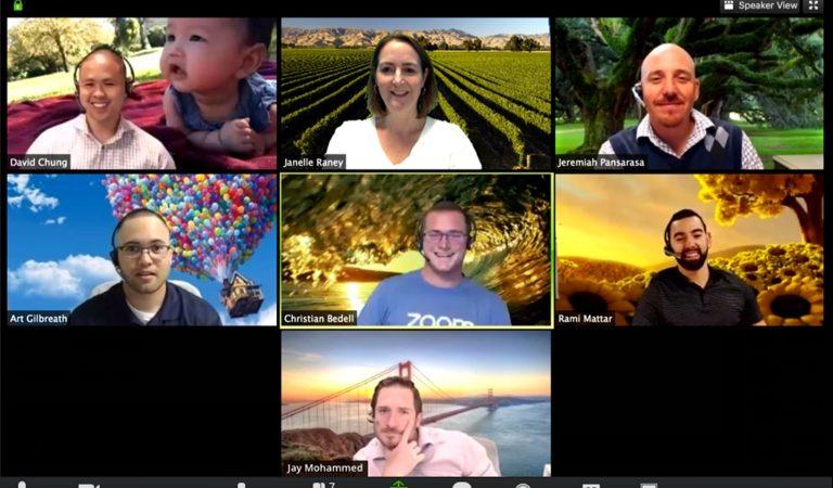 Cara Mengganti Background di Aplikasi Zoom Saat Melakukan Video Call