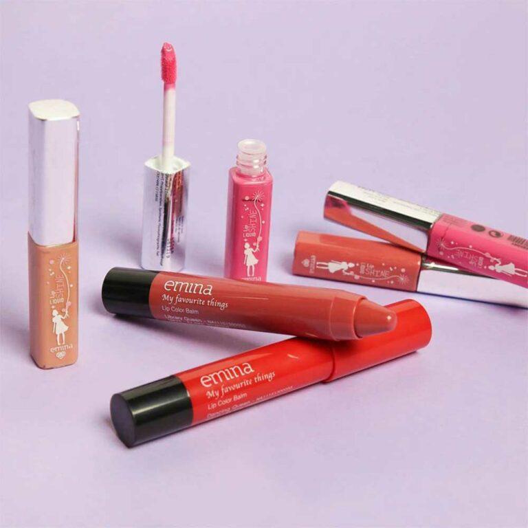 5 Produk Kecantikan Bibir Merk Emina Yang Wajib Kamu Coba, Lebih Berwarna dan Mengkilap 1