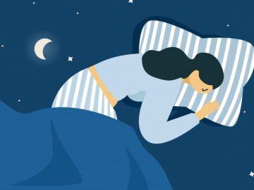 Pengen Kurus?! Tidur Aja! 9
