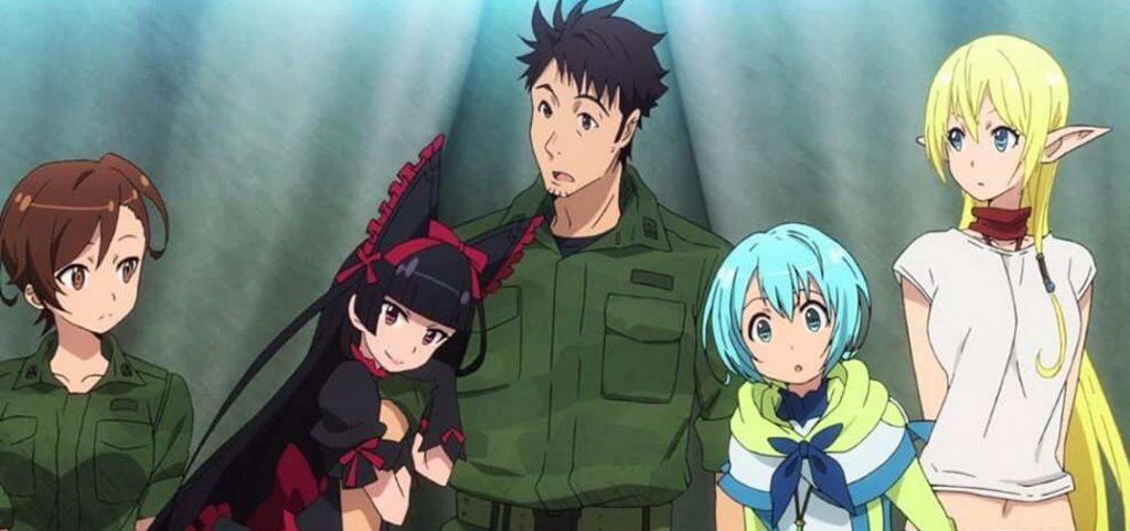 5 Rekomendasi Tontonan Anime dengan Tema Militer 8