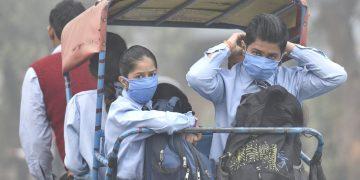 7 Negara yang Memiliki Kualitas Udara Terburuk di Dunia 8