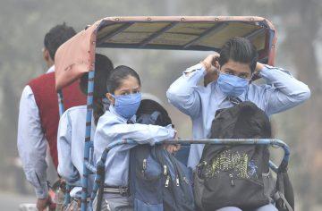 7 Negara yang Memiliki Kualitas Udara Terburuk di Dunia 3