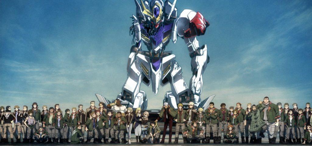 5 Rekomendasi Tontonan Anime dengan Tema Militer 4