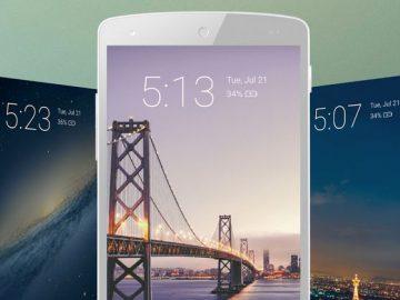 7 Aplikasi Lockscreen Terbaik untuk Android 17