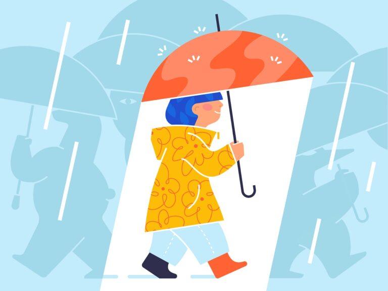 Mau Tetap Sehat Saat Musim Hujan? Begini Tipsnya! 1