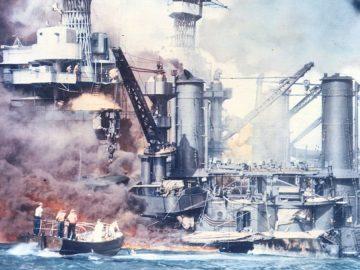 10 Fakta Serangan Pearl Harbor, Salah Satu Pemicu Perang Dunia II 6