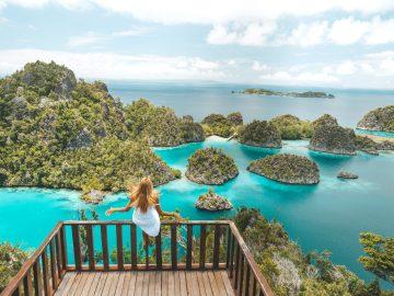 Kepulauan Raja Ampat Papua Barat, Amazon Lautan Dunia yang Mempesona 3