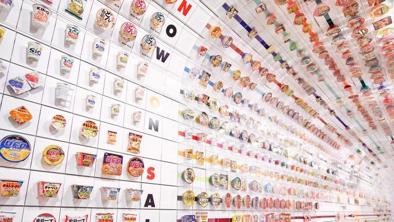 Liburan ke Jepang Jangan Lupa Kunjungi Musium Ramen Instan Cup Noodle 3