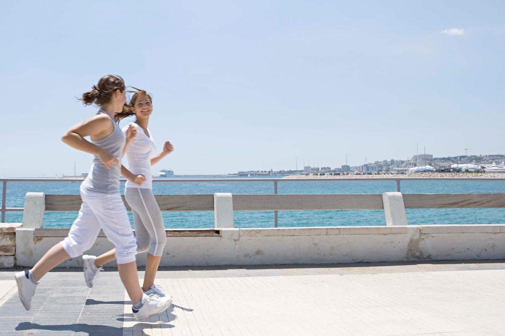 10 Manfaat Jogging Secara Fisik dan Psikologis 1