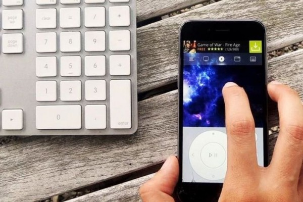 6 Aplikasi Android Terbaik Pengubah Smartphone Menjadi Mouse Wireless 1