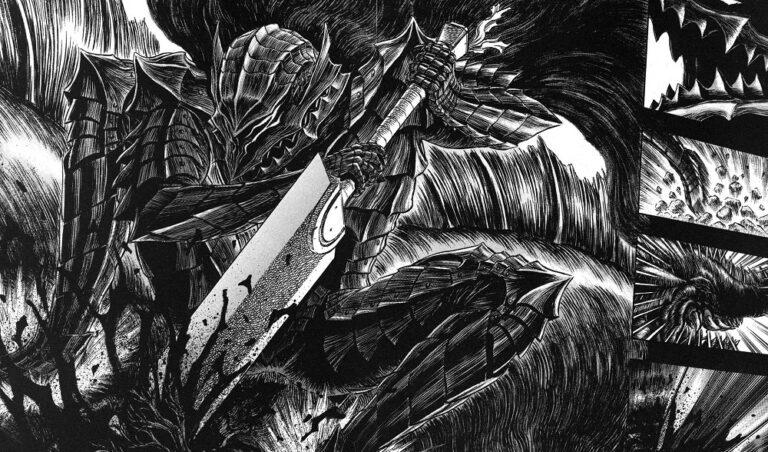 5 Manga dengan Art Terkeren & Cerita Terbaik yang Harus Kamu Baca 1