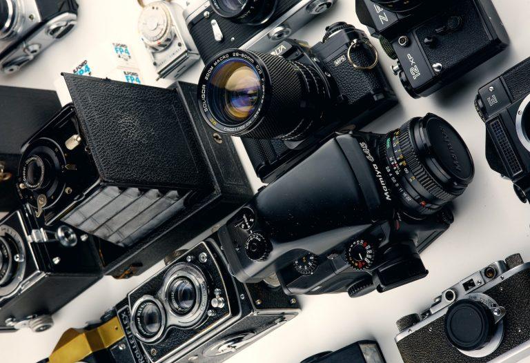 Berbagai Jenis Kamera Berdasarkan Fitur & Fungsinya 1