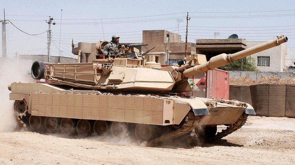 4 Tank Terkuat yang Pernah Diciptakan Manusia 5