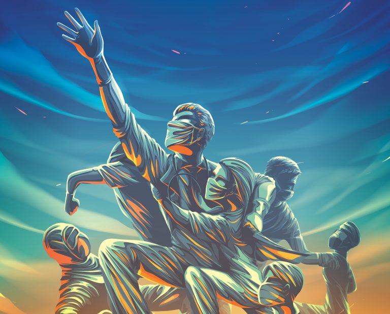 Pentingnya Rasa Kemanusiaan di Tengah Pandemi Covid-19 1