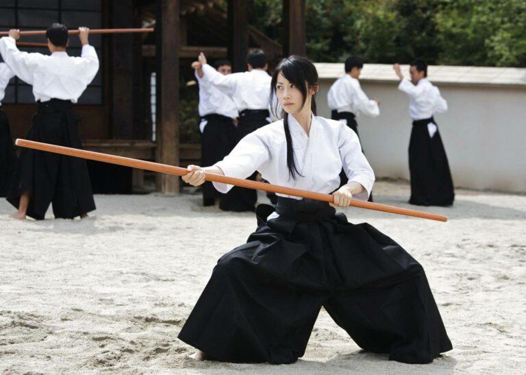 Mengenal 6 Seni Beladiri Asal Jepang 1
