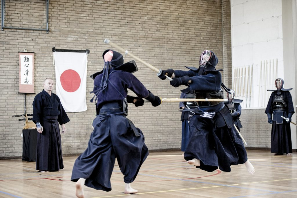 Mengenal 6 Seni Beladiri Asal Jepang 3