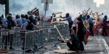 Kerusuhan Rasial & Amerika yang Hipokrit 11