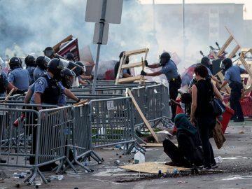 Kerusuhan Rasial & Amerika yang Hipokrit 13