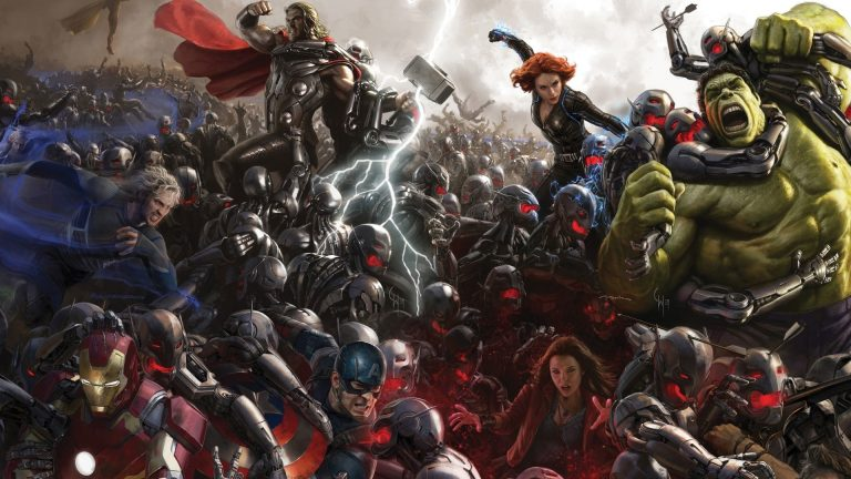 10 Tokoh Terkuat di Marvel Cinematic Universe 1