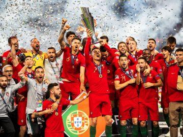 Mereka-reka Formasi Terbaik Lintas Generasi Timnas Portugal 18