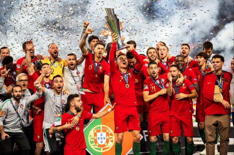 Mereka-reka Formasi Terbaik Lintas Generasi Timnas Portugal 1