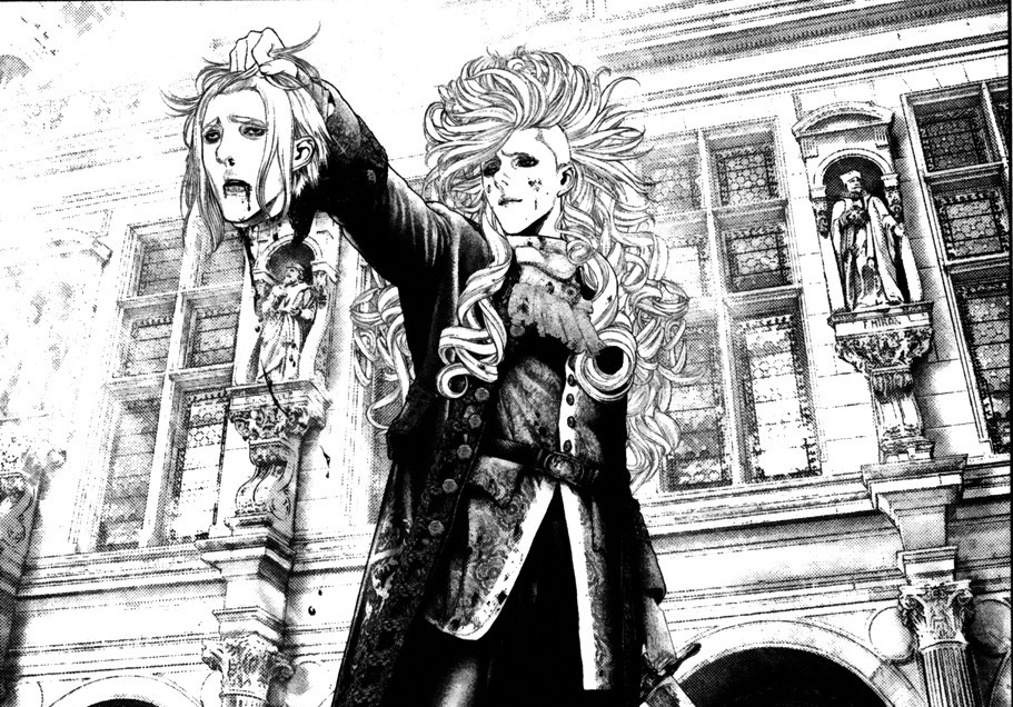 5 Manga dengan Art Terkeren & Cerita Terbaik yang Harus Kamu Baca 7
