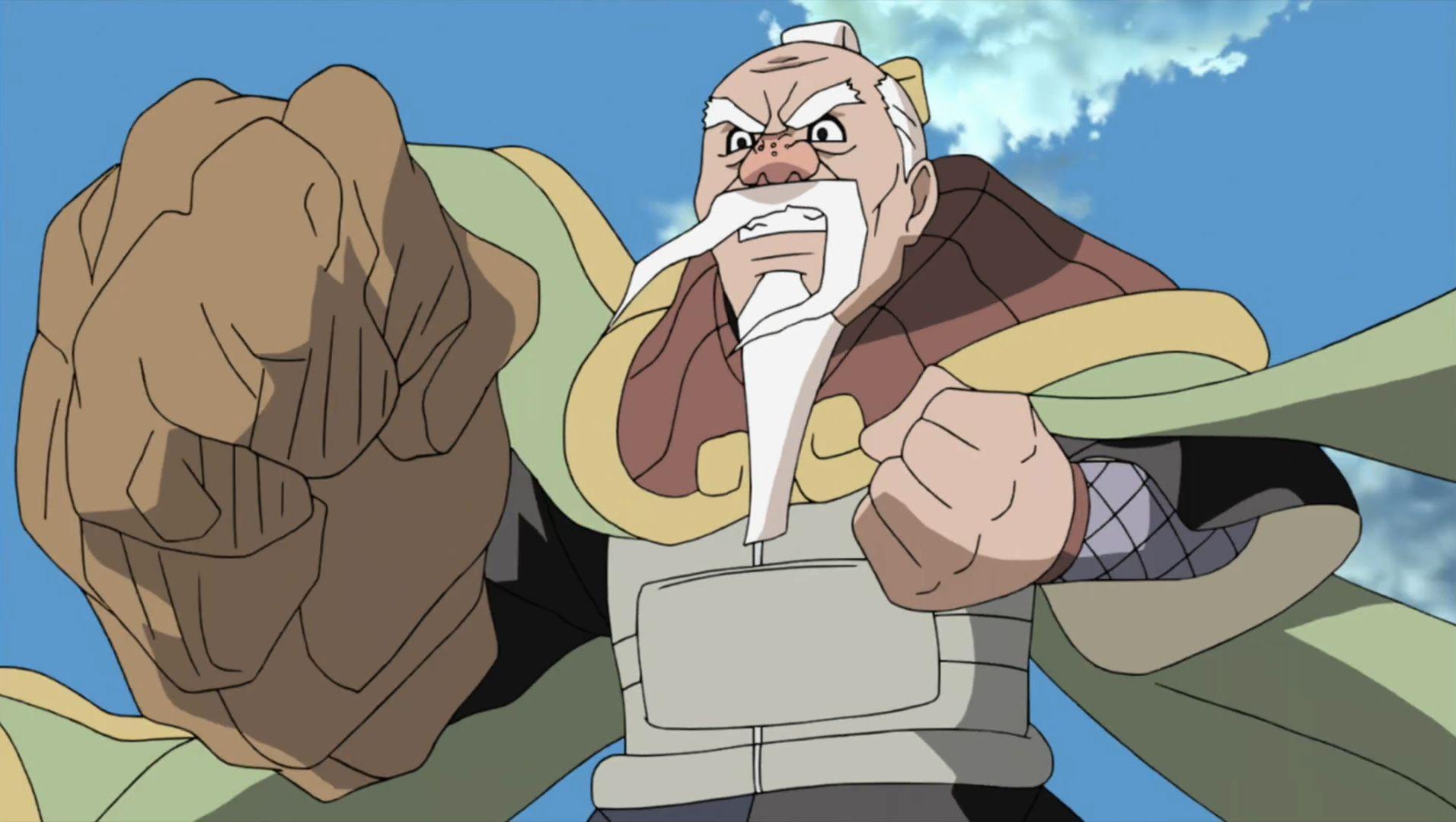 5 Shinobi Terkuat dari Desa Iwagakure 6
