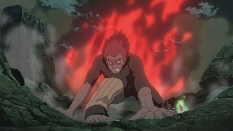 9 Shinobi Pengguna Taijutsu Terkuat di Anime Naruto 1