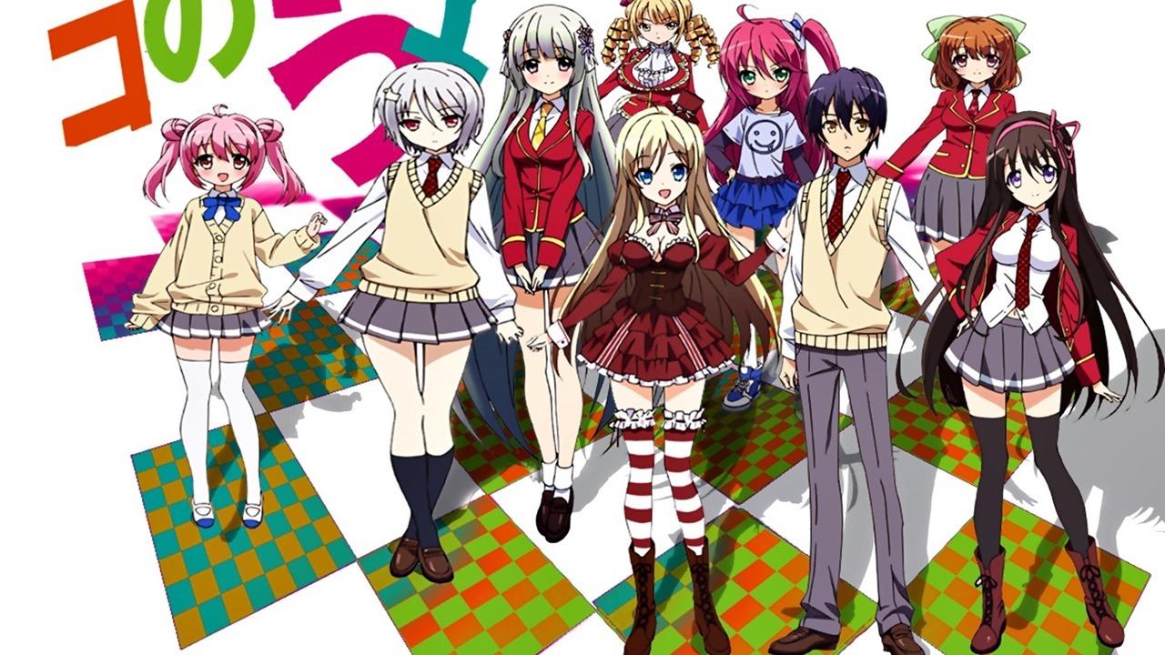 5 Judul Anime Paling Aneh yang Pernah Dibuat 5