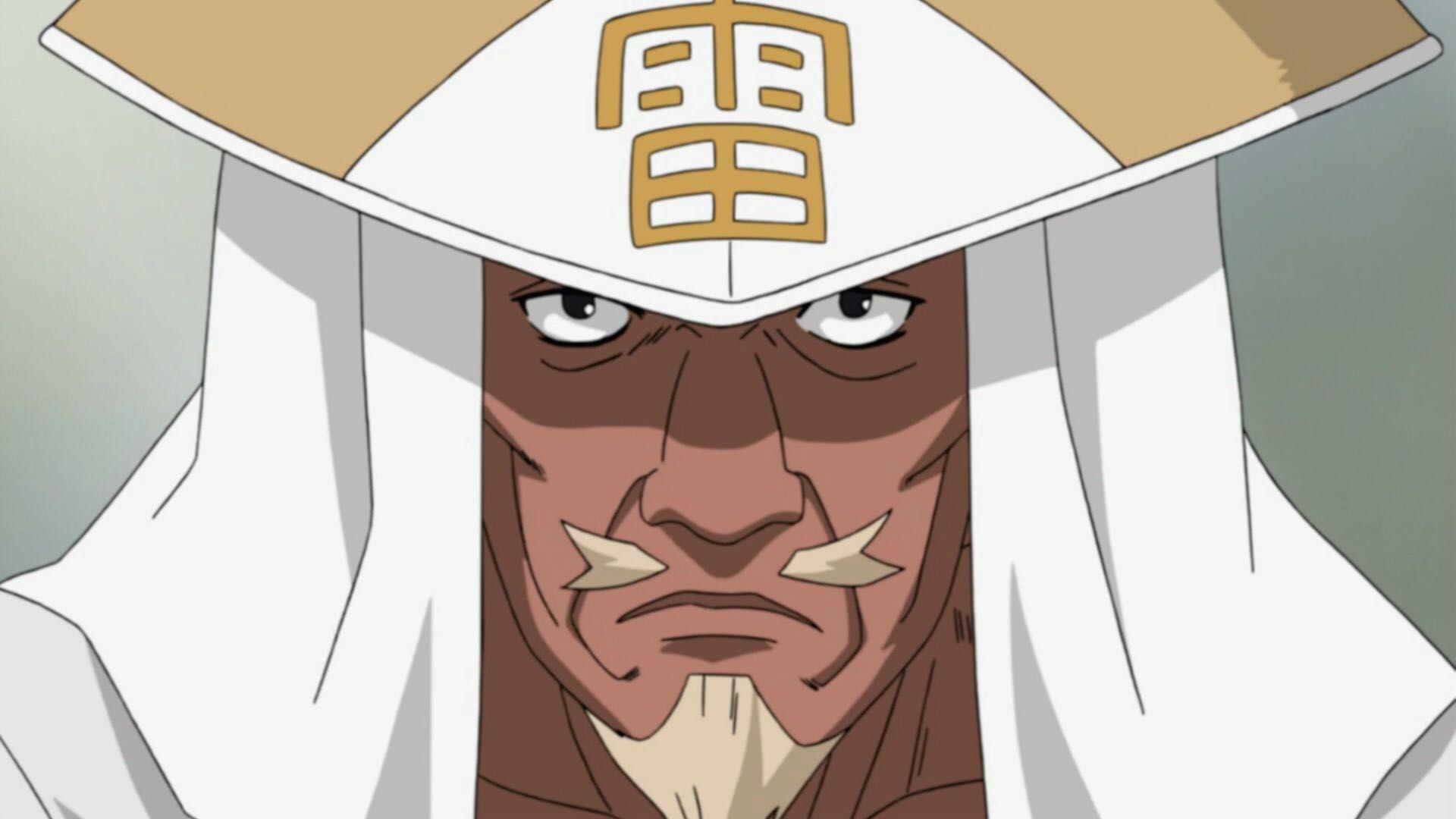 5 Kage Terkuat di Perang Dunia Ninja Keempat 5
