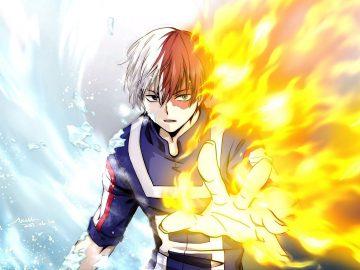 5 Quirk Terkuat Dalam Anime My Hero Academia 14