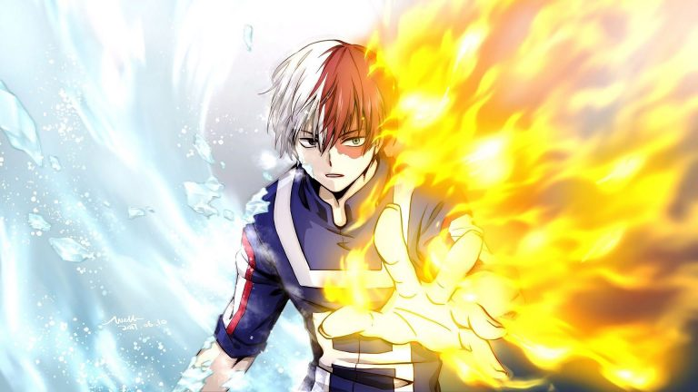 5 Quirk Terkuat Dalam Anime My Hero Academia 1